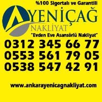 Ankara Yeniçağ Nakliyat