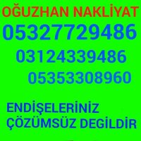 Ankara Oğuzhan Nakliyat