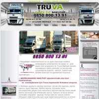 T R U V A Ev Ofis Buro Taşımacılığı